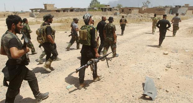 العراق ترفض الانتقادات الأميركية لجيشها بخصوص الرمادي