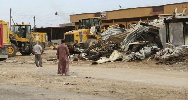 ليبيا: (انتحاري) يحصد 5 قتلى وداعش يعلن الحرب على (فجر)