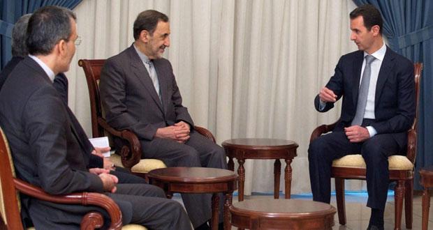 سوريا: الأسد يؤكد أن دعم إيران لبلاده (ركن أساسي) في المعركة ضد الإرهاب