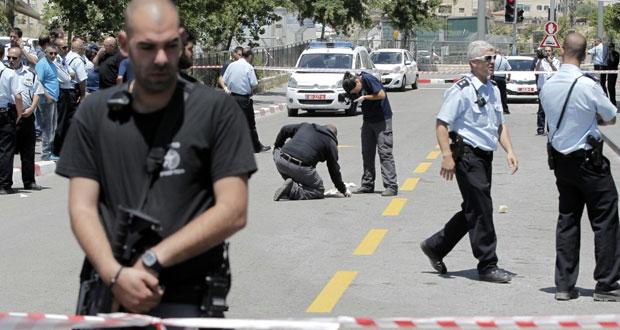 الاحتلال يتوغل بغزة ويشن حملة قمع واعتقال بالضفة والقدس