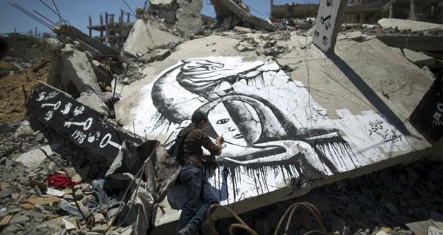 جيش الاحتلال يقمع مسيرات إحياء (النكبة) في الأراضي المحتلة