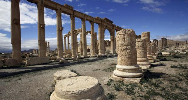 سوريا: الجيش يقضي على آخر تجمعات داعش في تدمر