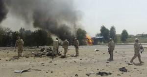 العراق: الجيش يستعيد (جويبة) الرمادي وداعش يسيطر على منفذ حدودي