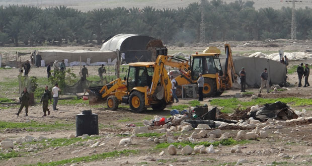 إسرائيل تعتزم تهجير مئات العائلات الفلسطينية بيافا
