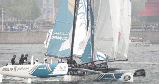 قارب الموج مسقط يعود بقوة والطيران العماني يتطلع لجولة كارديف