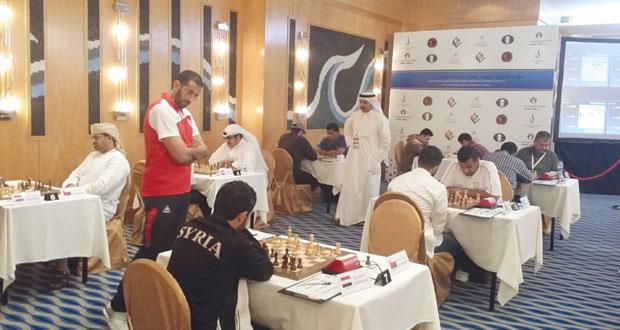 التصفيات الآسيوية المؤهلة لمونديال الشطرنج تتواصل بنجاح