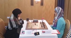 """في التصفيات الآسيوية المؤهلة إلى كأس العالم """"زونل """" للشطرنج..عودة قوية للعنسي و البلوشية في الجولة الثانية وخسارة أولى للغافرية"""