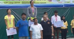في بطولة التضامن الإسلامي بأندونيسيا..منتخبنا لفتيات التنس يتوج بالمركز الأول لفئة الفردي وفضية الفرق