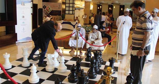 اليوم .. ختام تصفيات البطولة الآسيوية والمؤهلة إلى كأس العالم للشطرنج