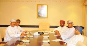 اللجنة الرئيسية لمسابقة كأس جلالته تعقد اجتماعها الأول