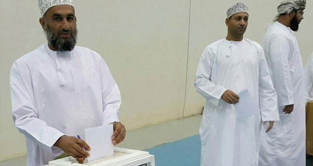 في عمومية نادى البشائر.. انتخاب راشد الهاشمي رئيسا وتزكية محمد العاصمي نائبا للرئيس