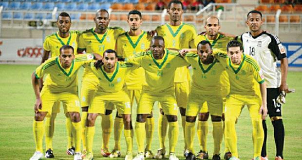 السيب يؤدى بروفة هامة أمام ظفار استعدادا لنهائى البطولة الخليجية