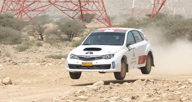 فريق عمان للراليات يغادرون السلطنة للمشاركة برالي شيراز الدولي