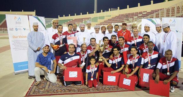 منافسة قوية تشهدها نهائيات بطولة المعلمين لكرة القدم بمحافظة شمال الباطنة