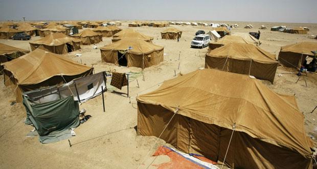 العراق: الجيش مدعوما بـ(الحشد) يحاصرون الرمادي لتحريرها من (داعش)