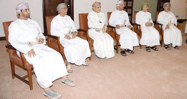 بمباركة سامية من جلالة السلطان .. تدشين الدفعة الأولى من البرنامج الوطني للرؤساء التنفيذيين