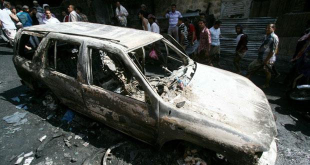 اليمن: مناصرو هادي يسيطرون على (الضالع) وموقع استراتيجي بـ(مآرب)