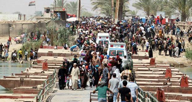 العراق: إحالة قائدي عمليات الأنبار والشرطة إلى التحقيق