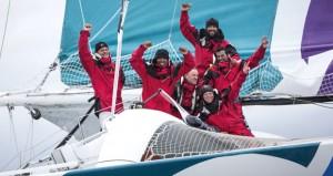 """القارب """"مسندم"""" جاهز لخوض تحديات جديدة في الموسم الأوروبي"""