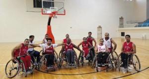 اليوم .. بعثة منتخبنا الوطني للمعاقين لكرة السلة تتوجه إلى دبي