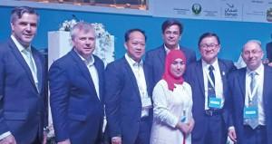 السلطنة تشارك بفعالية فى أعمال مؤتمر تطوير الرياضات البارالمبية بآسيا