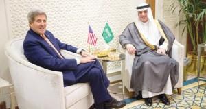 """قبل أسبوع من """"كامب ديفيد"""" .. مباحثات سعودية أمريكية حول أزمات المنطقة وسبل التعاون"""