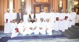 الملحقية الثقافية العمانية بالأردن تكرم طلاب السلطنة المجيدين