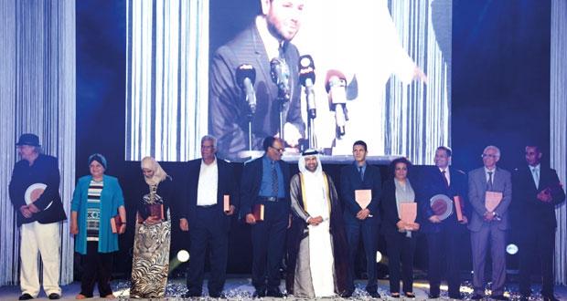 إسدال الستار على الدورة الأولى لجائزة كتارا للرواية العربية وتكريم الفائزين عن فئة الروايات المنشورة وغير المنشورة