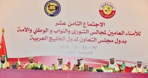مجلس الشورى يشارك في الاجتماع الـ (18) للأمناء العامين للمجالس البرلمانية لدول المجلس بقطر