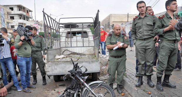 سوريا: تفجيران إرهابيان يضربان حمص ويخلفان 4 قتلى