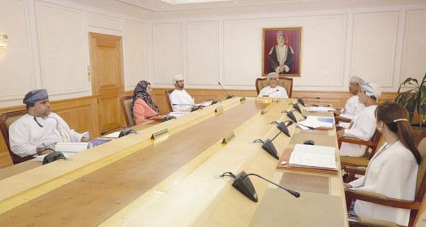 اللجنة العليا لمشروع جامعة عمان تعقد اجتماعها الثالث للعام الحالي