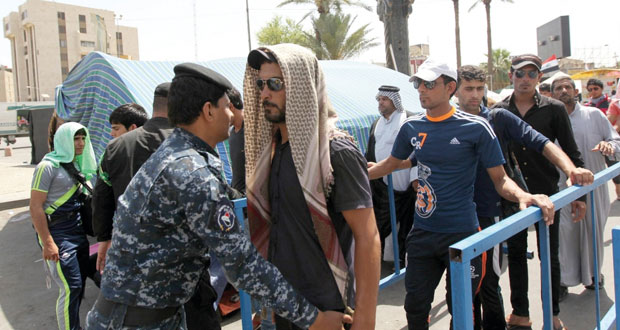 العراق: دعوات تطالب بزيادة غارات (التحالف) على الأنبار