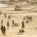 العراق: قوات الجيش والحشد الشعبي تسيطر على مواقع بالرمادي