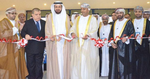انطلاق فعاليات معرض المنتجات العمانية (أوبكس 2015) في مدينة جدة