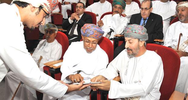 «الخليل بن أحمد الفراهيدي» .. دار أدبية تبرز أصالة الأدب العماني في صورة متعددة