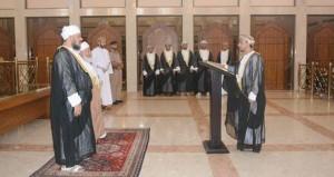 ثلاثون قاضيا يؤدون اليمين القانونية في المحكمة العليا