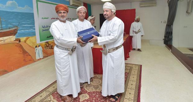 تكريم الولاة ورؤساء اللجان الصحية والمتطوعين والداعمين للخدمات الصحية بجنوب الشرقية