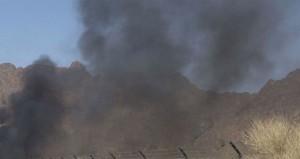 """أهالي العوابي يناشدون الجهات المختصة الوقوف على """"اشتعال النيران"""" بمردم البلدية وتأثيره على صحتهم"""