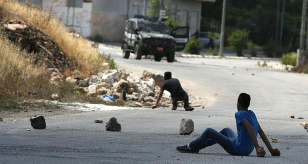الاحتلال يقمع مسيرات الضفة ويغلق التحقيق بقضية اغتياله 4 أطفال بغزة