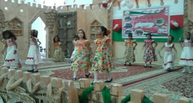جمعية المرأة بمنح تحتفل بختام أنشطة ركن الطفل