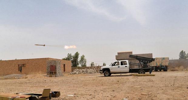 العراق يصد هجوما لداعش قرب بيجي ومقتل وإصابة 7 من الشرطة بسامراء