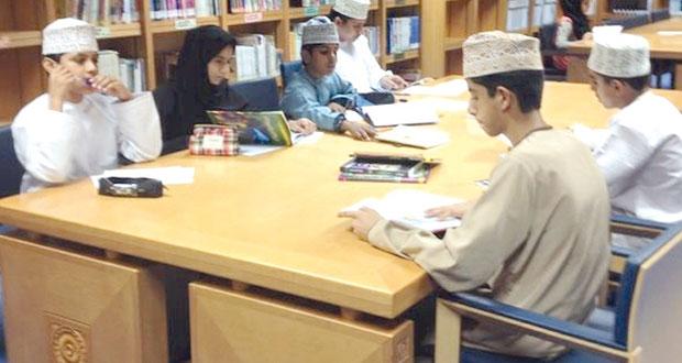 (30) ألف زائر لمكتبة جامع السلطان قابوس الأكبر وأكثر من (23) ألفاً عدد الكتب من مختلف العلوم والفنون