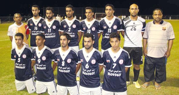 غزارة أهداف تشهدها الجولة الثالثة لبطولة شجع فريقك بولاية الحمراء