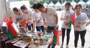 سفارة السلطنة بكوريا تختتم مشاركتها في الأيام الثقافية للسفارات بسيئول