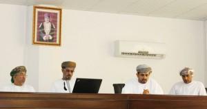 اجتماع اللجنة المحلية للبرنامج الصيفي بتعليمية ظفار