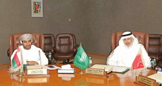 """""""العدل"""" تشارك في اجتماع مسؤولي إدارات التعاون الدولي بالرياض"""