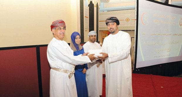 وزير الصحة يرعى حفل تكريم المتبرعين بالدم من الافراد والجهات المساهمة في انجاح حملاتها