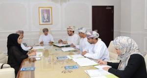 اللجنة التوجيهية لبرنامج التراث الثقافي العماني تعقد اجتماعها الثاني