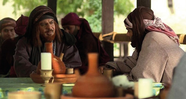 """إبراهيم الزدجالي يخوض الفنتازيا في مسلسل """"عناقيد النور"""""""