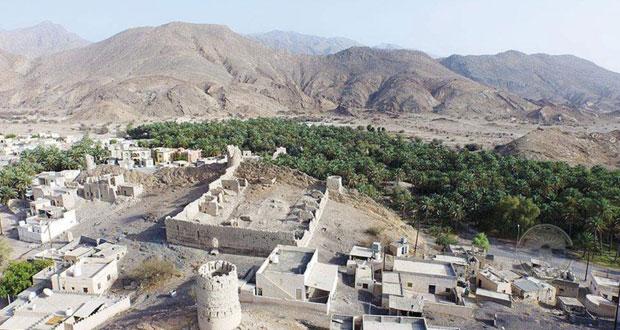 """قرية """"اللاجال"""" بوادي المعاول لؤلؤة بين الجبال"""